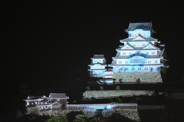 【2015/5/5撮影】4Fから見た姫路城