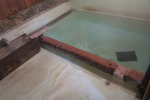 煮川の湯 (24時間無料共同浴場)