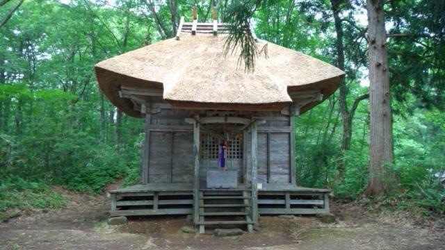 鶴の湯神社