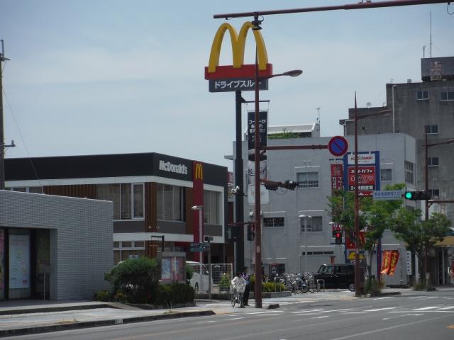 マクドナルド3号線川内店