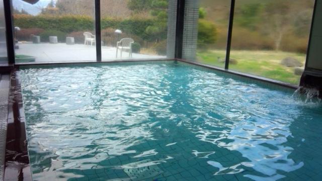 県下最大規模の大浴場