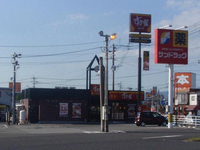 すき家268号伊佐店