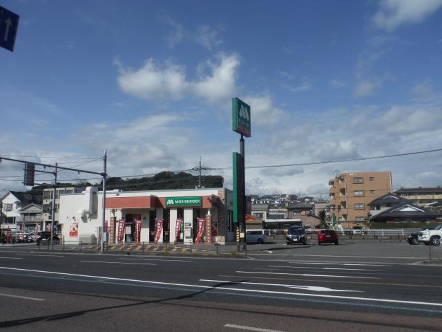 モスバーガー鹿児島笹貫店