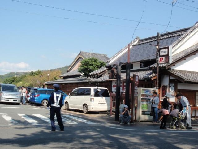 TOMOパーキング 奈良大仏殿前
