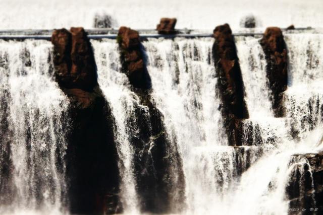 沈堕の滝 (雄滝)