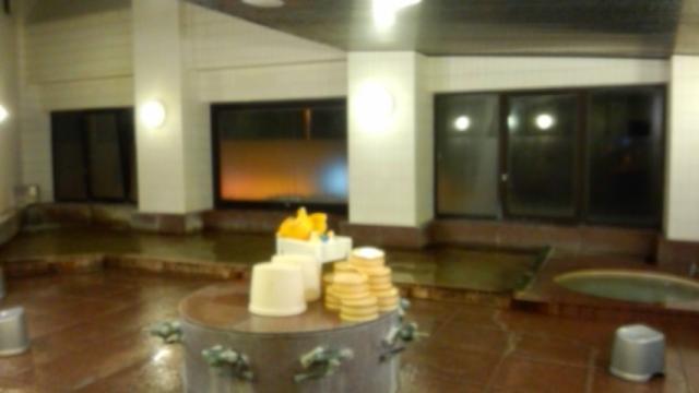 本館3階大浴場