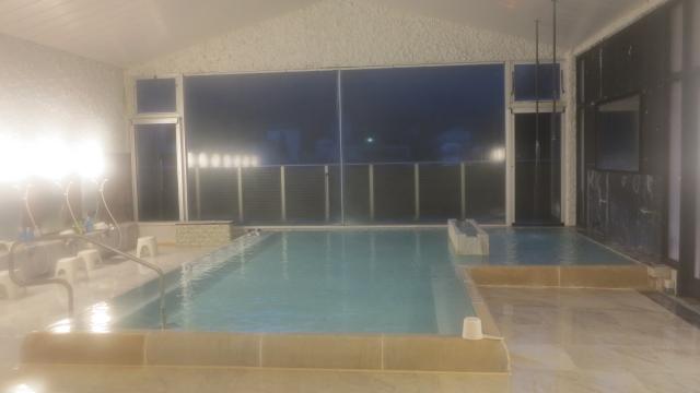 1F大浴場「十三(とうさん)泉」