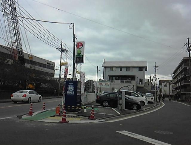 京都医療センター前パーキング