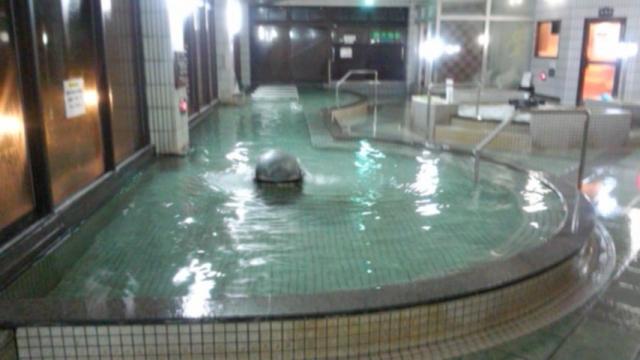 平家の湯内湯