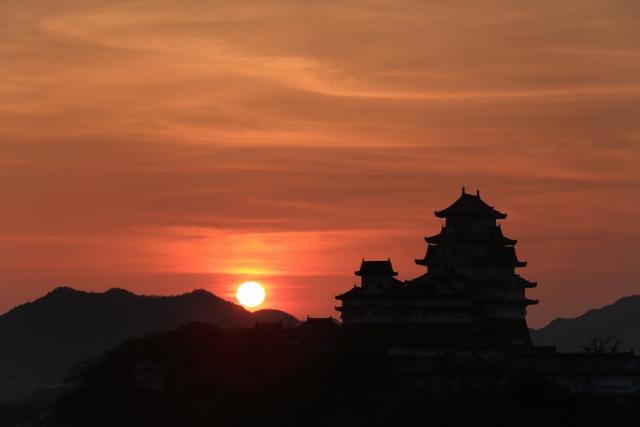 【2015/4/12撮影】山頂からの日の出