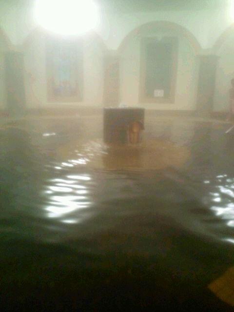 ローマ風呂(大浴場)