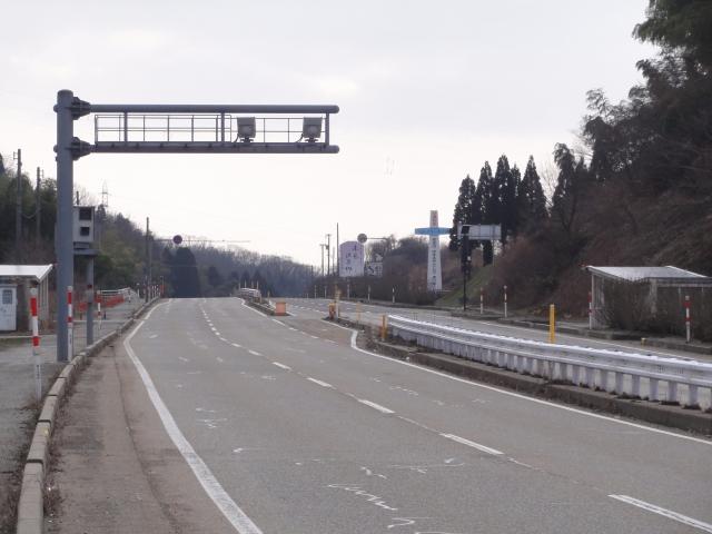 国道160号(氷見→高岡) レーダー式