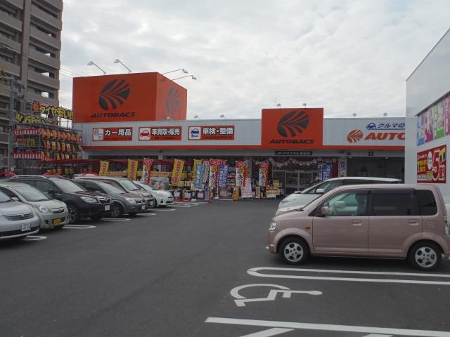 オートバックス新栄店