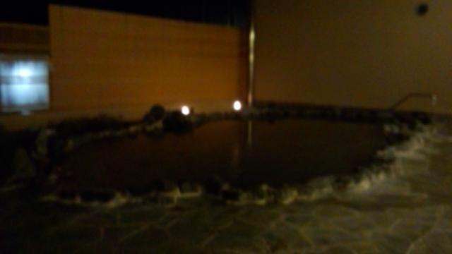 伊豆の湯露天風呂