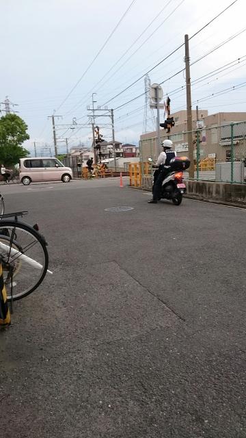 一時停止、交通区分