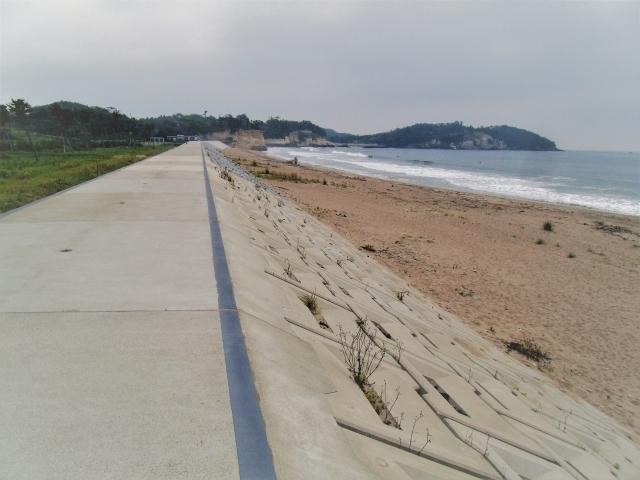 菖蒲田海水浴場(七ヶ浜町)