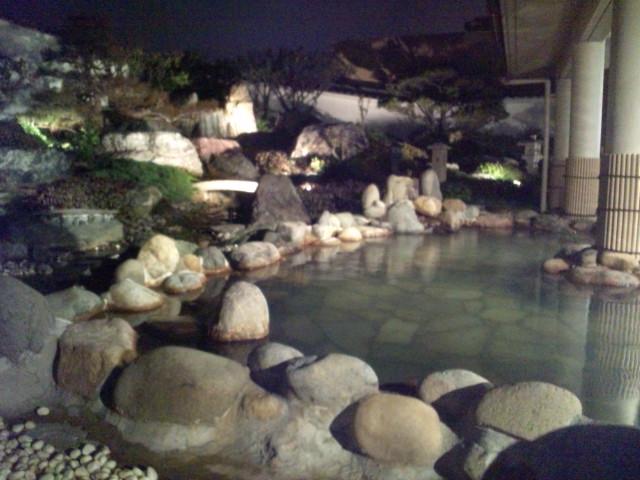 天然温泉アロマ