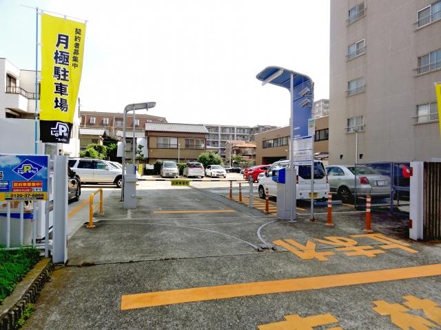 NTTル・パルク船橋本中山第1駐車場