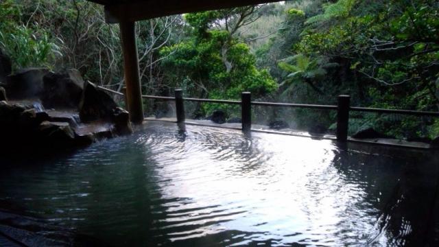裏見ヶ滝温泉(中之郷尾越温泉ゆとりの湯)