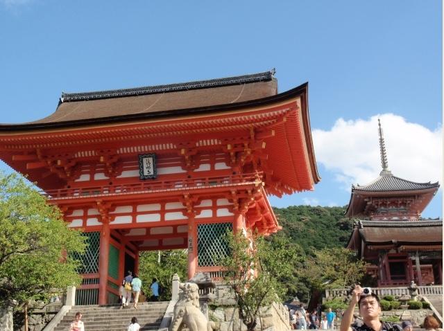 東山(清水寺)