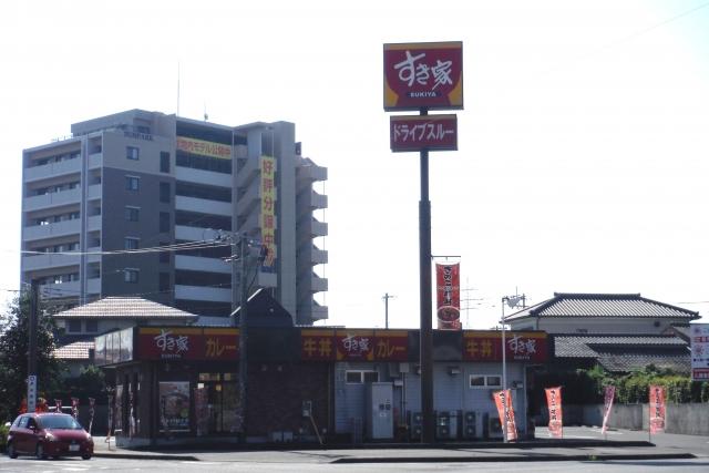 すき家10号姶良宮島店