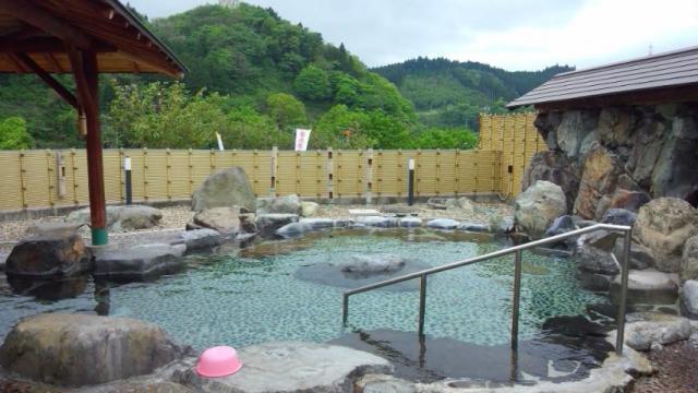 下湯原温泉 ひまわり館