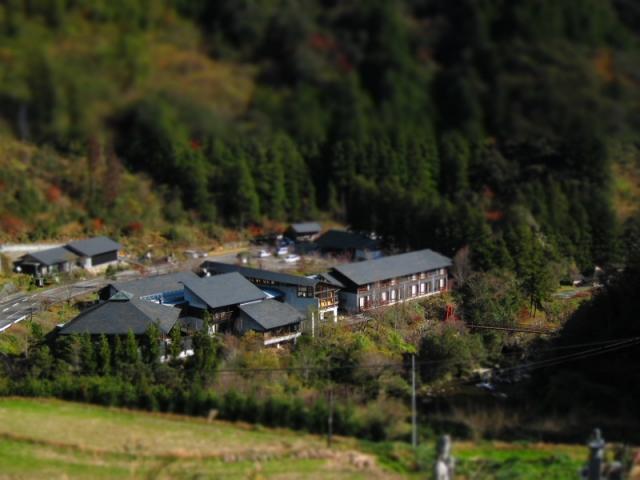 オーベルジュ土佐山