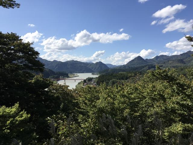 麒麟山展望台