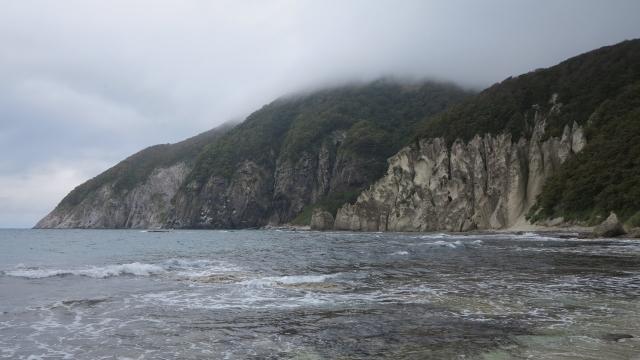 仏ヶ浦北側(2020年8月)