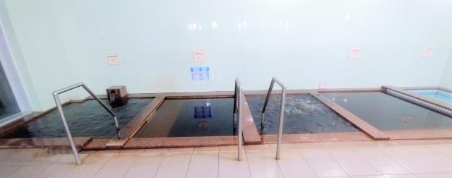 大浴場機能浴槽