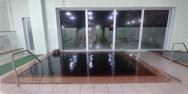 日本一黒いモール温泉