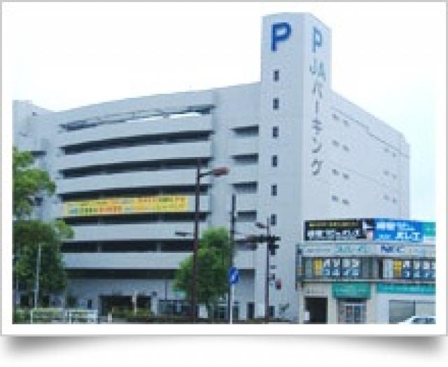 JA三重四日市駐車場(JAパーキング)