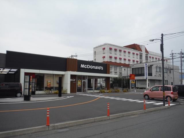 マクドナルド加世田店