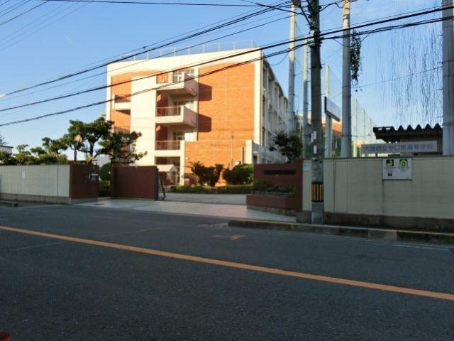 大阪府立 守口東高等学校