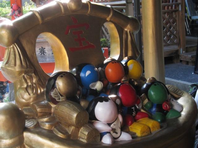 さるぼぼ七福神社