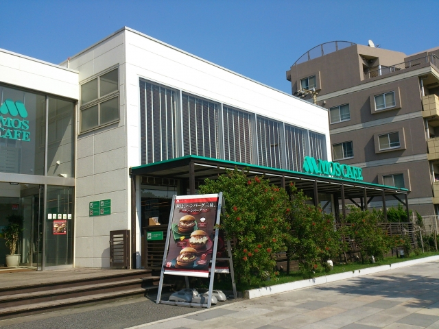 モスカフェ 江ノ島店