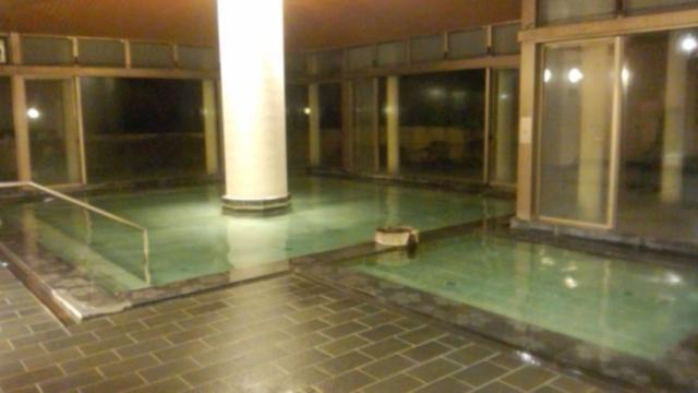 小梅の湯大浴場