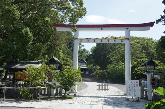 鎌倉宮 (大塔宮)