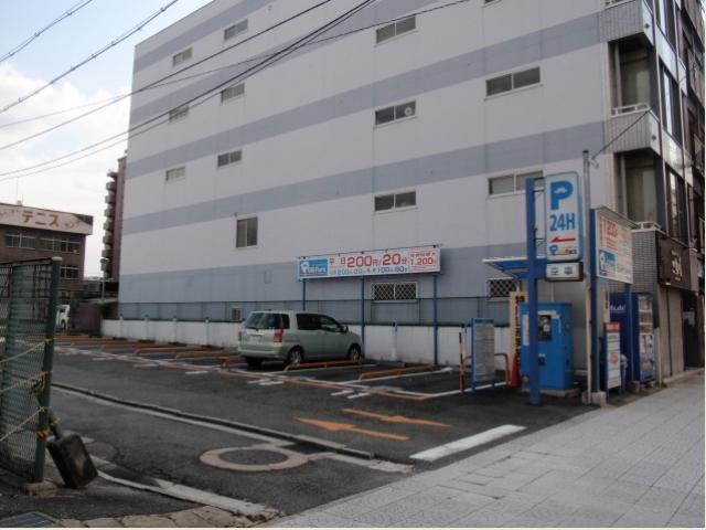 ジーエスパーク 京都駅前東