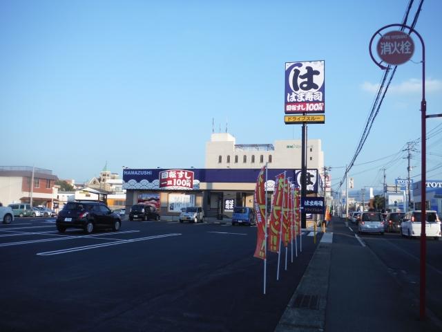 はま寿司都城店