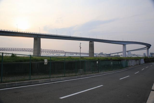 【2014/6/13撮影】鶴町から見上げる