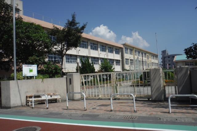 鹿児島市立八幡小学校