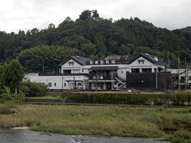 森の国 ぽっぽ温泉(JR予土線・松丸駅)