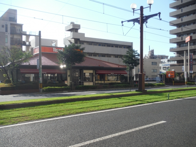 ロイヤルホスト西鹿児島店