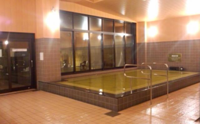 黄金の湯大浴槽