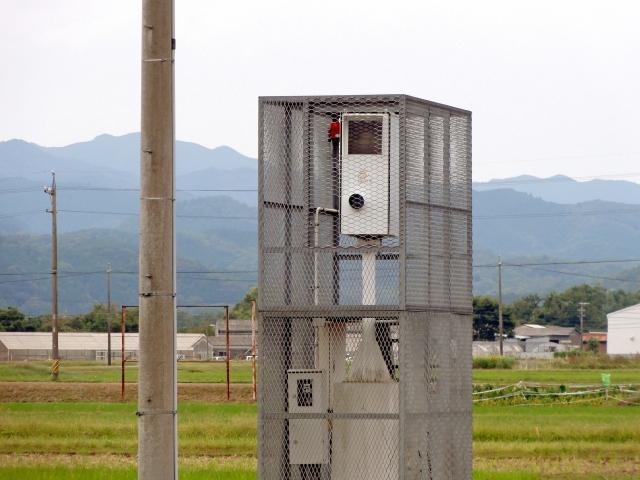 奈良方面・名張市内方面の両方監視